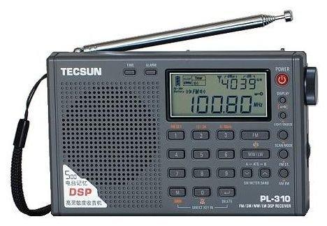 Радиоприемник Tecsun PL-310ET