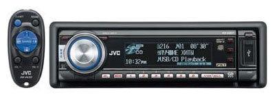 Автомагнитола JVC KD-G827