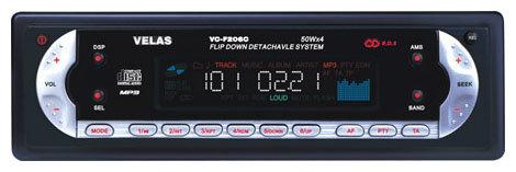 Автомагнитола Velas VC-F206C