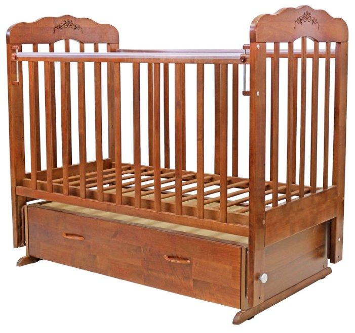 Кроватка Топотушки Виолетта-6