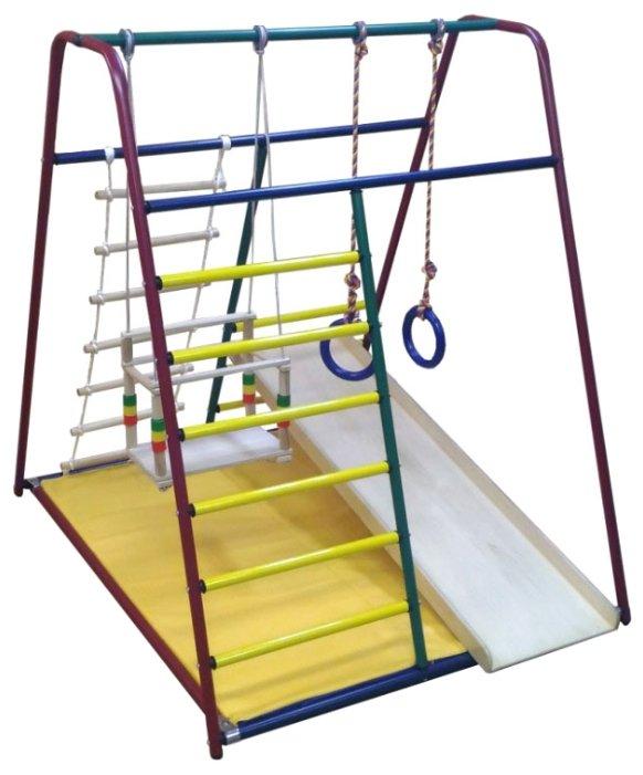 Спортивно-игровой комплекс Вертикаль Веселый малыш MINI