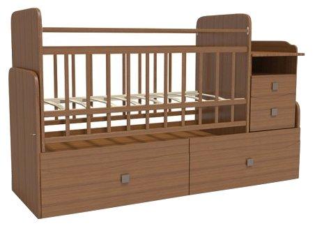Кроватка Bambu Allegro (трансформер)