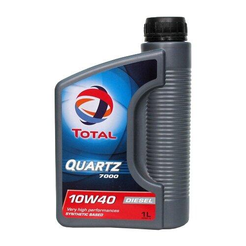 Моторное масло TOTAL Quartz Diesel 7000 10W40 1 л