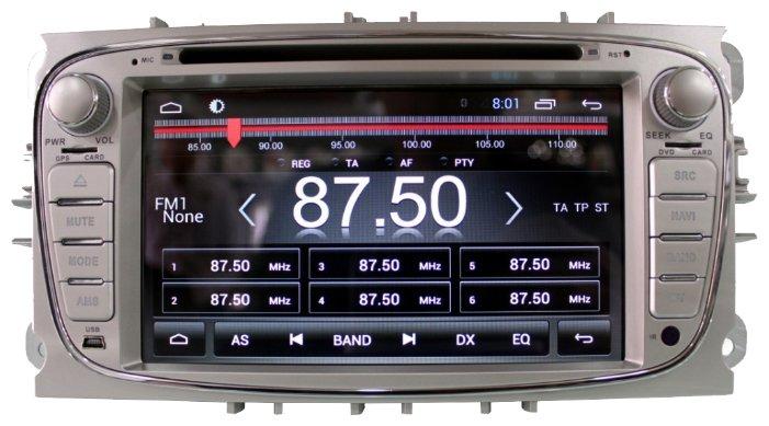 Автомагнитола Ksize DVA-KR7012