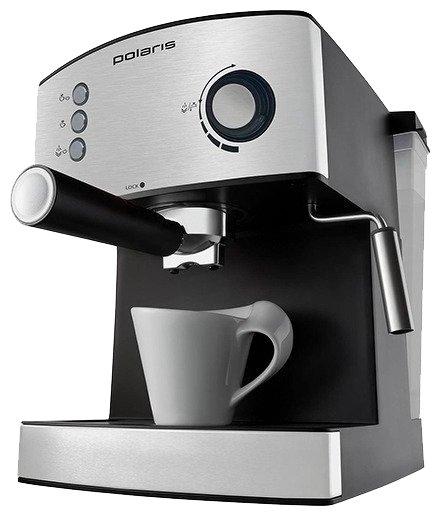 Кофеварка рожковая Polaris PCM 1520AE