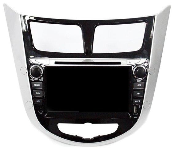 Автомагнитола FlyAudio E7560NAVI HYUNDAI Solaris