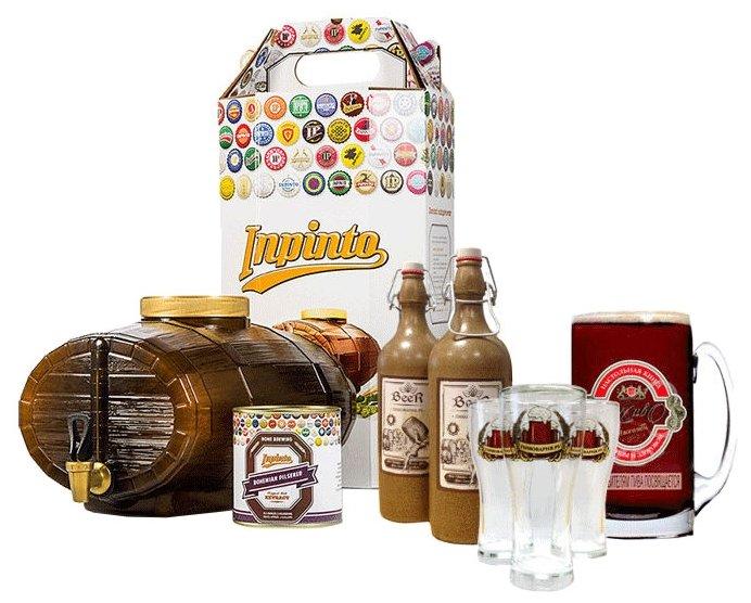 Мини-пивоварня InPinto Gold