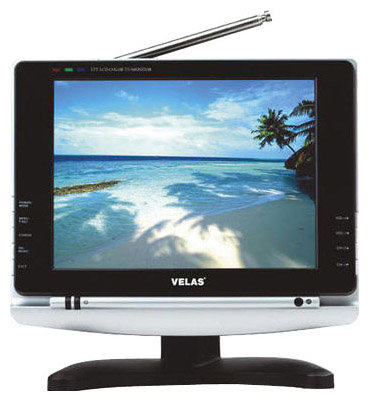 Автомобильный телевизор Velas VTV-C804
