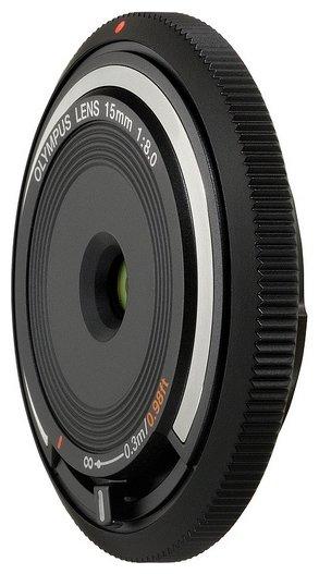 Olympus 15mm f/8.0 Body Cap Lens