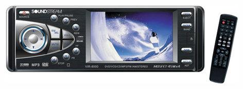 Soundstream VIR-8000