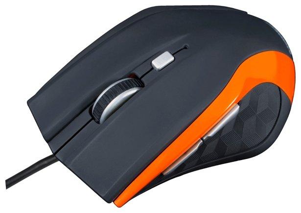 Мышь Modecom MC-M5 Black-Orange USB
