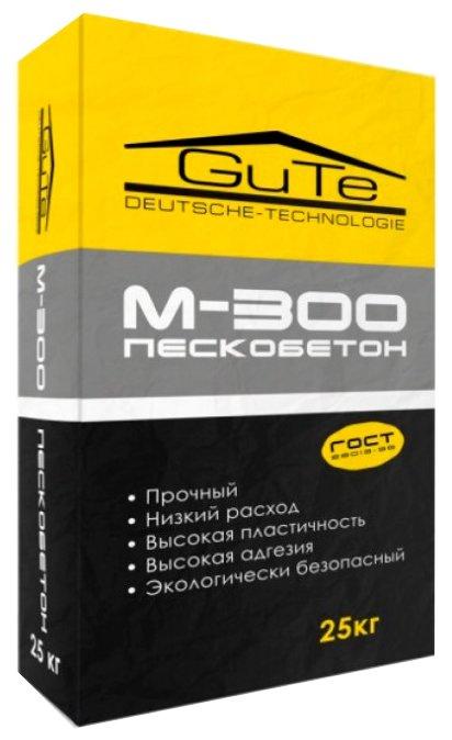 Пескобетон GuTe М-300, 25 кг