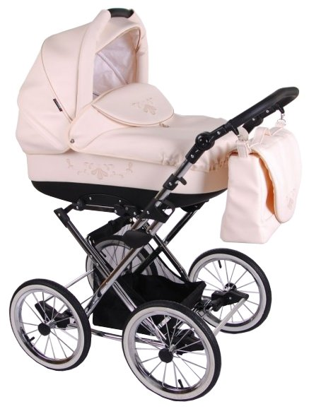 Универсальная коляска Lonex Julia Ecco (2 в 1)