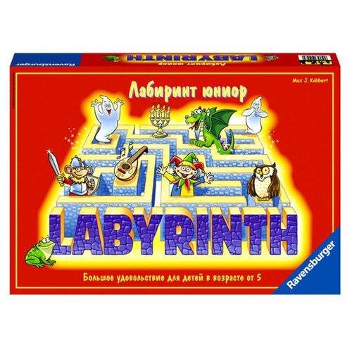 цена на Настольная игра Ravensburger Детский Лабиринт