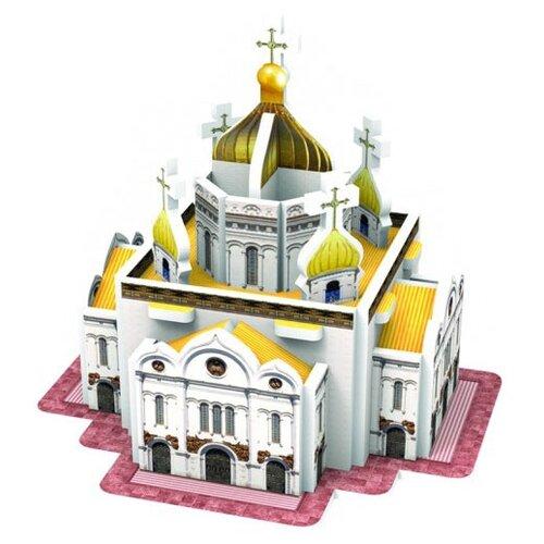 3D-пазл IQ Puzzle 3D Храм Христа Спасителя (17029), 18 дет.