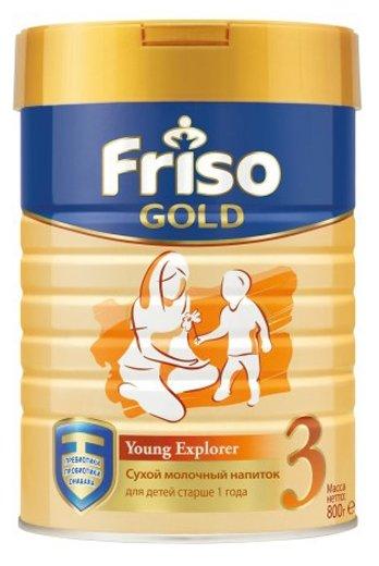 Смесь Friso Friso Gold 3 (от 1 года до 3 лет) 800 г