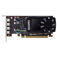 PNY Quadro P1000 PCI-E 3.0 4096Mb 128 bit HDCP RTL - Видеокарта