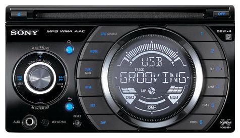 Sony WX-GT78UI
