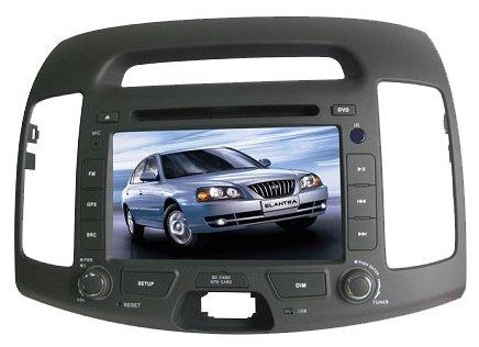 SIDGE Hyundai ELANTRA (2010-2012)