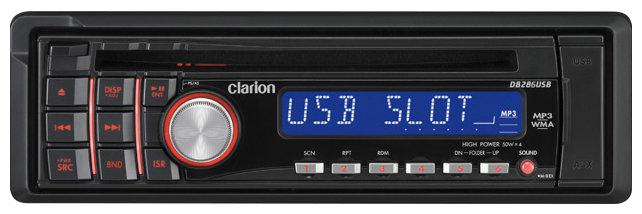 Автомагнитола Clarion DB286USB