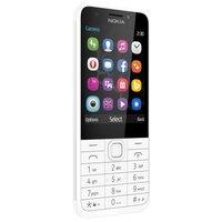 Телефон Nokia 230 Dual Sim серебристый