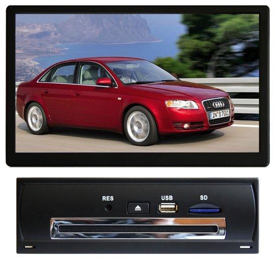 Автомагнитола Audi  A6L A4L Q5 Q7 A8L CD MP3 CD