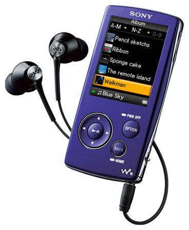 Плеер Sony NW-A806