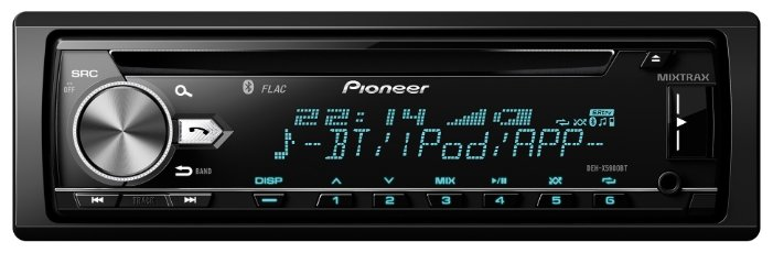 Автомагнитола Pioneer DEH-X5900BT