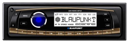 Blaupunkt San Remo MP28