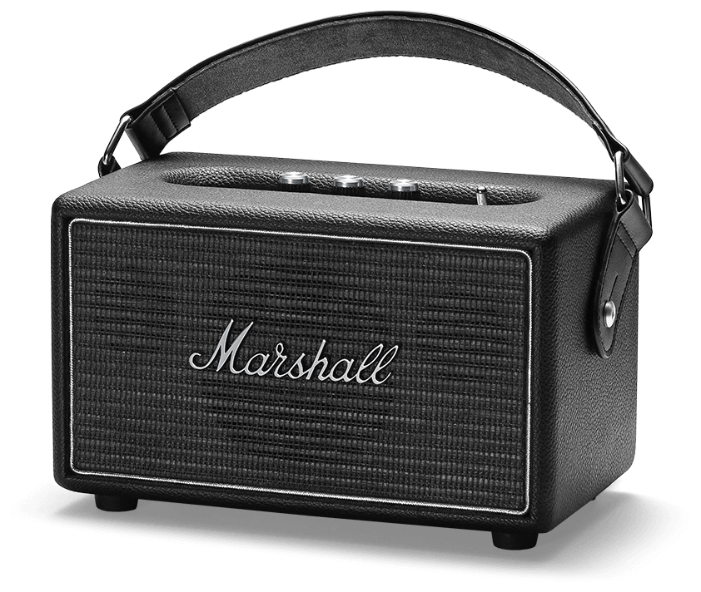 Портативная акустика Marshall Kilburn black