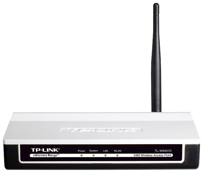 Wi-Fi роутер TP-LINK TL-WA501G