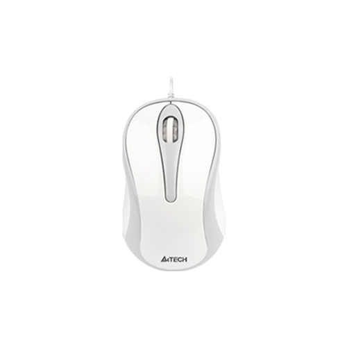 Мышь A4Tech Q3-360-3 White USB