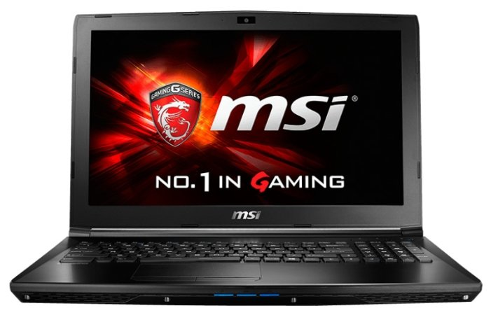 MSI Ноутбук MSI GL62 6QF (Intel Core i7 6700HQ 2600 MHz/15.6