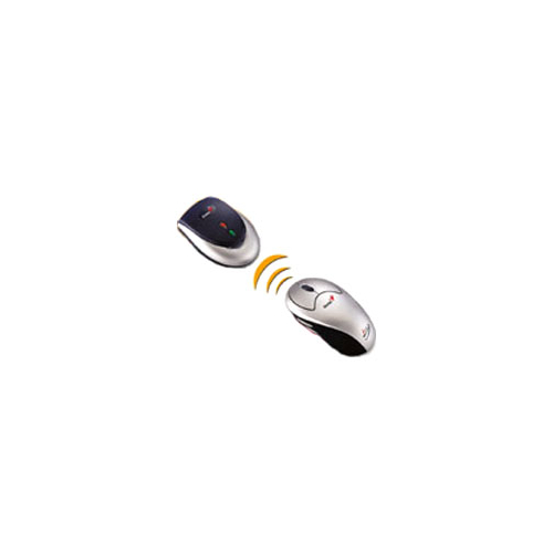 Мышь Genius Wireless Optical Pro Metallic USB+PS/2