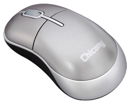 Мышь Chicony MS-0501 Silver-Metallic PS/2