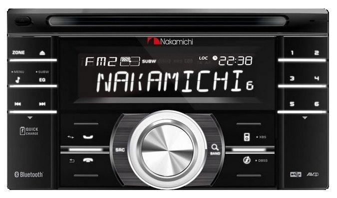 Автомагнитола Nakamichi NA788