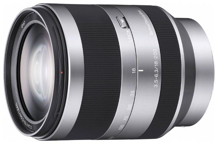 Sony 18-200mm f/3.5-6.3 E (SEL-18200)