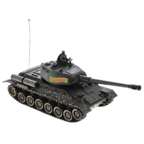Танк Пламенный мотор T-34 (870166) 1:28 зеленый цена 2017