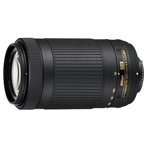 Объектив Nikon 70-300mm f/4.5-6.3G ED AF-P DXОбъективы<br>