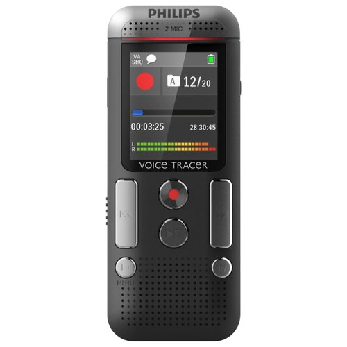Диктофон Philips DVT2510 серый