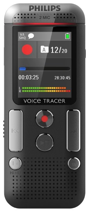 Диктофон Philips DVT2510