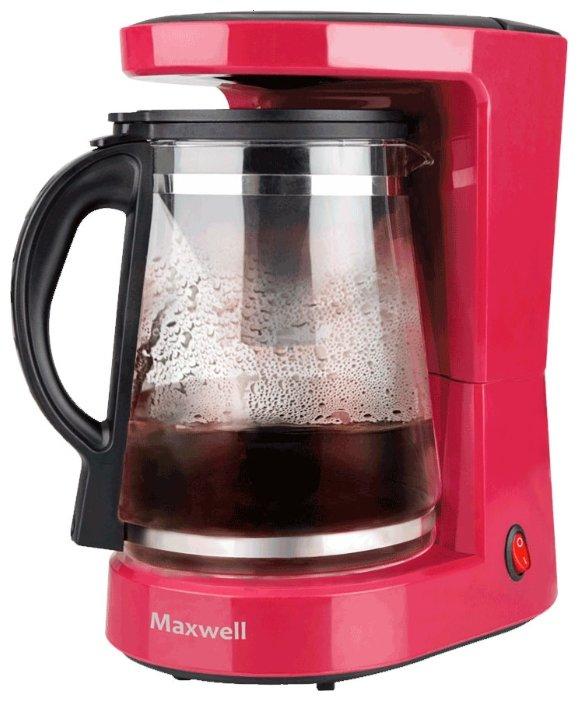 Maxwell MW-1656 (BD) кофеварка