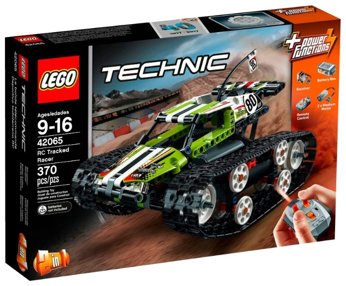 Электромеханический конструктор LEGO Technic 42065 Скоростной вездеход