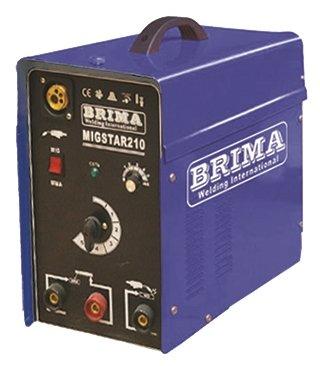 Сварочный аппарат BRIMA MIGSTAR-210 (MIG/MAG, MMA)