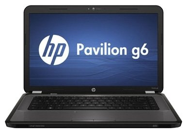 "Ноутбук HP PAVILION g6-1157er (Core i5 2410M 2300 Mhz/15.6""/1366x768/4096Mb/320Gb/DVD-RW/Wi-Fi/Bluetooth/Win 7 HB)"