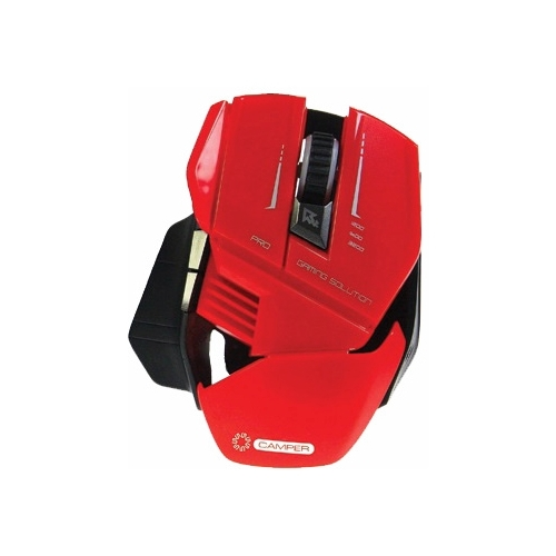 Мышь 5bites CAMPER GM20RD Red USB