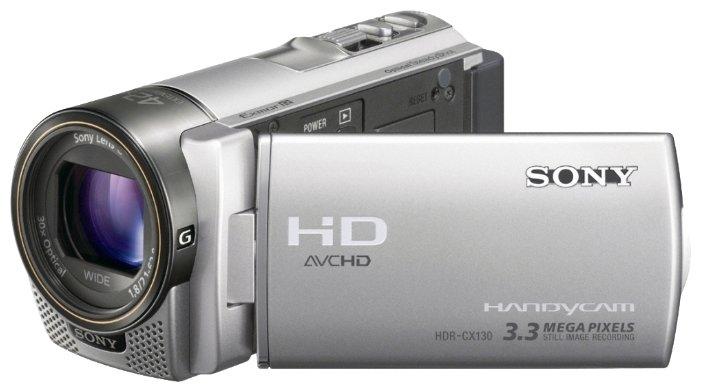 Sony Видеокамера Sony HDR-CX130E