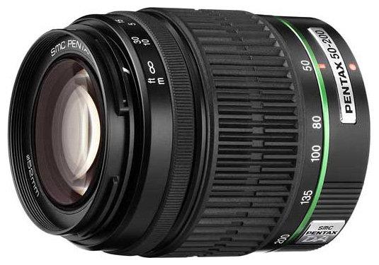 Объектив Pentax SMC DA 50-200mm f/4-5.6 ED