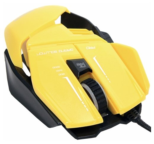 5bites CAMPER GM20YE Yellow USB