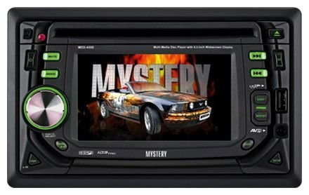 Автомагнитола Mystery MDD-4300